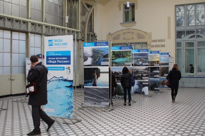 Фото уникальных водных объектов собраны на выставке «Вода России»