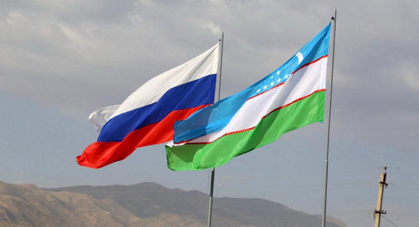 Россия и Узбекистан намерены заниматься реализацией совместных программ цифровизации