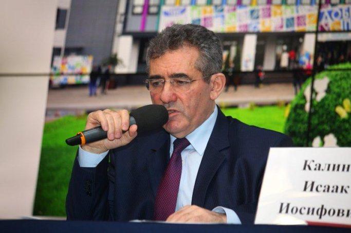 Исаак Калина: Профобразование столицы нацелено на подготовку специалистов будущего