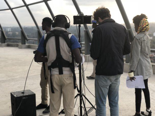 В Кении завершились съемки голливудского проекта «Вид свысока»