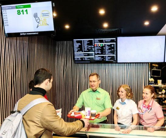 Гендиректор «Макдональдс» в России вышел на работу в качестве рядового сотрудника