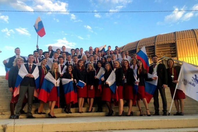 Семь медалей сборной России на EuroSkills 2018 принесли московские ребята