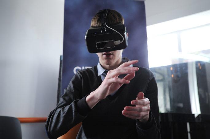 Высокотехнологичная компания из Москвы производит оборудование для людей с ОВЗ