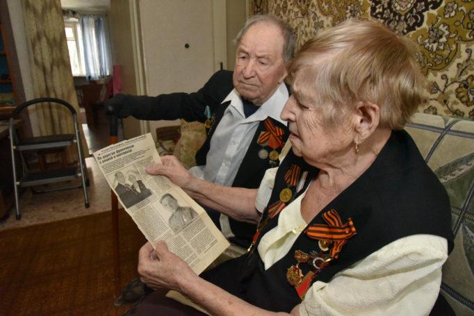 Ветерану «Ураласбест» исполнилось сто лет