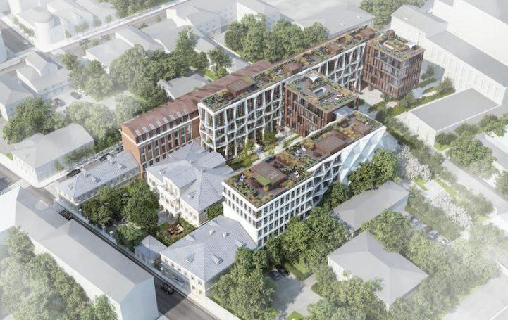 ORDYNKA на Urban Awards: лучший строящийся жилой комплекс элит-класса в Москве