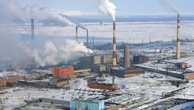 150 млрд рублей вложит Норникель в проект, который позволит сократить выбросы диоксида серы в Норильске на 75 процентов
