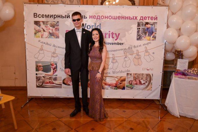 В Москве прошел благотворительный концерт, посвященный Всемирному дню детей, рожденных раньше срока «Белые лепестки»