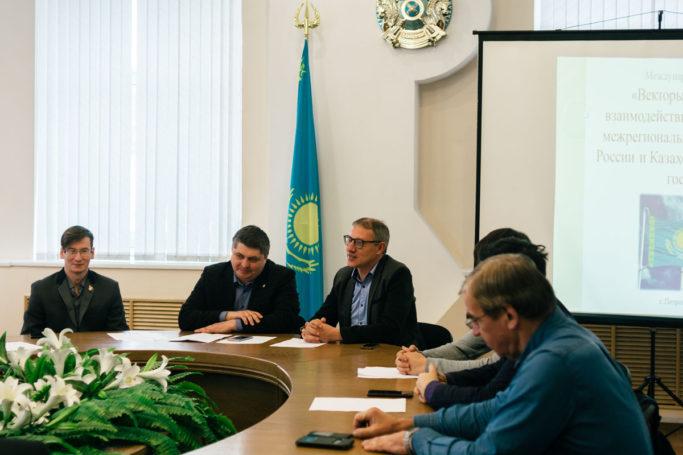 Возможности развития туристических связей между Свердловской областью и Северным Казахстаном обсудили в Петропавловске