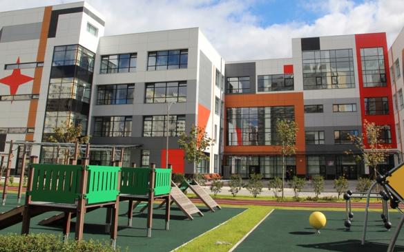 Более 20 школ и детских садов построят за два года в ТиНАО