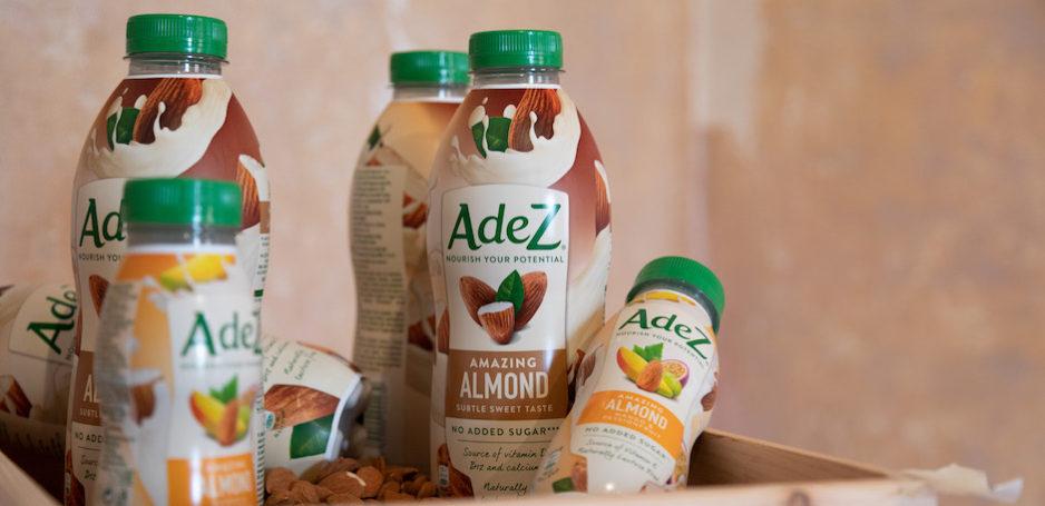 Coca-Cola представляет в России новый ассортимент напитков AdeZ