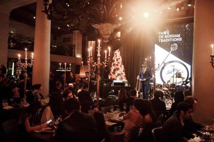 22 декабря в ресторане SibеriaMoscow прошел благотворительный концерт BocelliTalentGroup«Рождественская рапсодия»