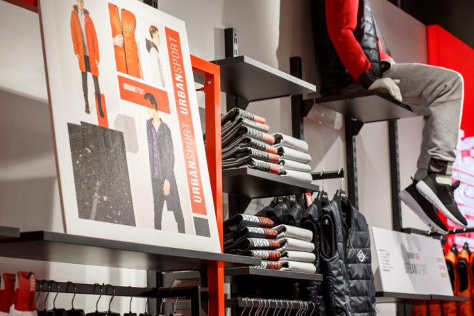 В Москве открылся первый магазин сети бренда URBANTIGER