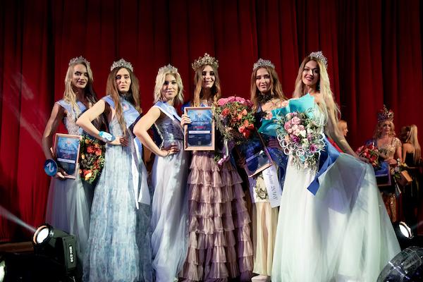 IV Сезон Национального конкурса красоты и талантов «Краса Российской Империи 2018»