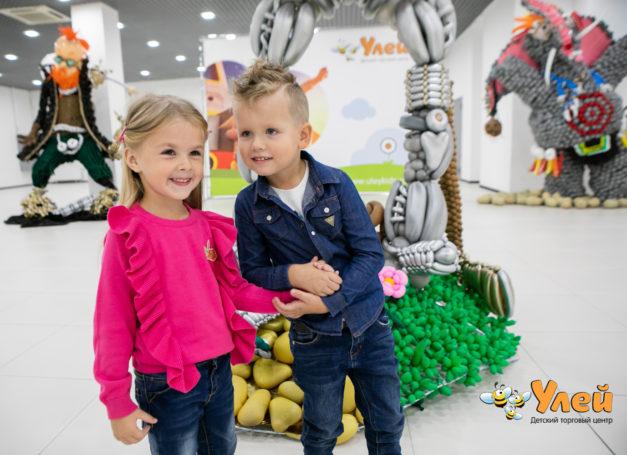 Детский торговый центр «Улей» в Москве отпраздновал свое открытие