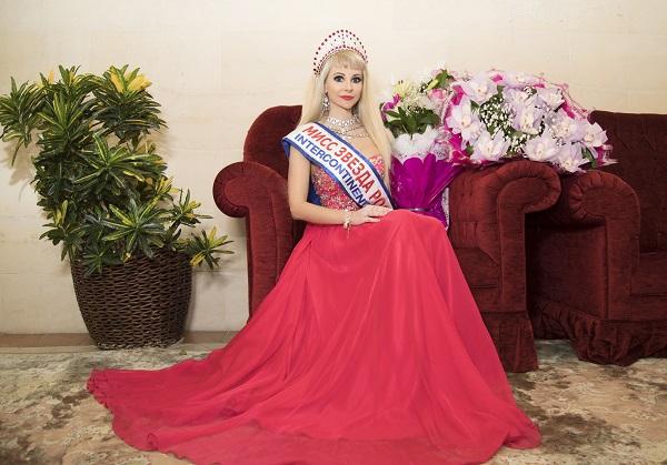 Таня Тузова получила титул «Мисс Звезда России 2018»
