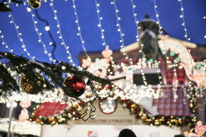 Мэр Москвы Сергей Собянин пригласил на крупнейший фестиваль в Европе «Путешествие в Рождество»