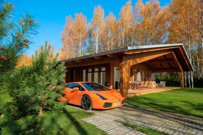 Новые резиденции в «Пирогово»