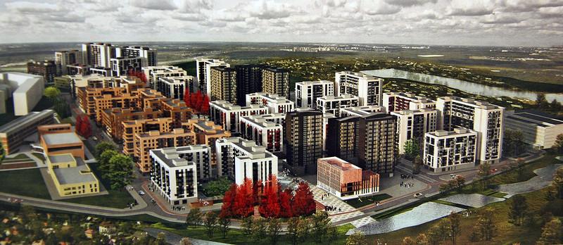ГК «А101»: 5 жилых домов введены в эксплуатацию в ЖК «Испанские кварталы»