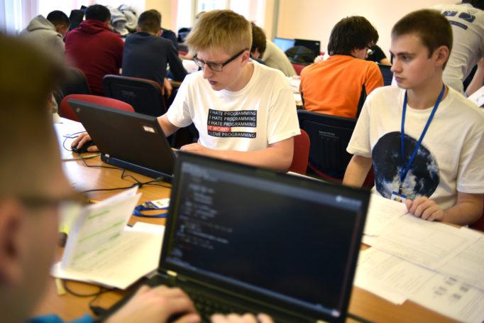 Всероссийское командное первенство по программированию выиграли московские школьники