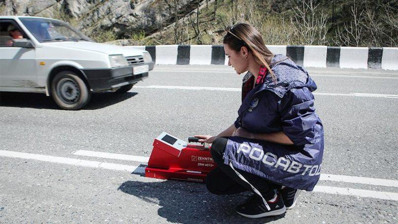 Росавтодор построит несколько дорог с инновационным покрытием с содержанием хризотил-асбеста