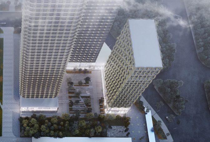 SEVERIN DEVELOPMENT контролирует строительство жилого комплекса бизнес-класса D1