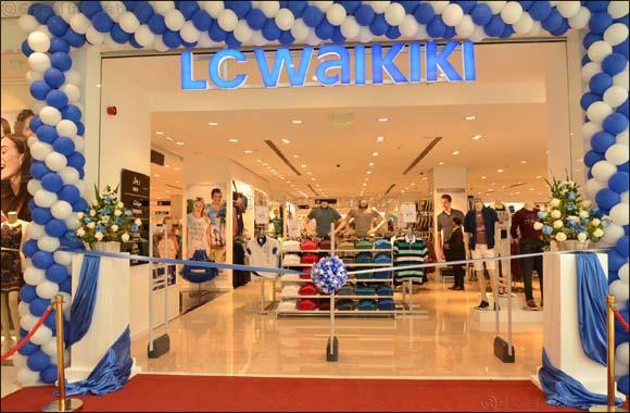 В ТРК «Москворечье» открылся новый магазин известного бренда одежды