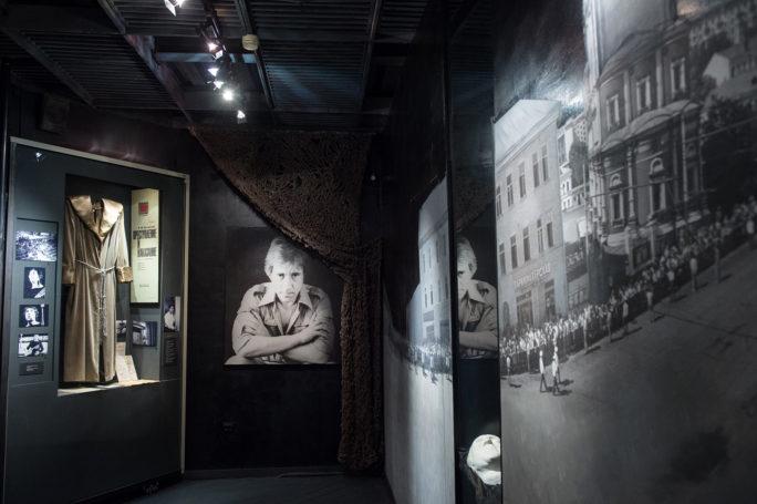В Государственном Музее Владимира Высоцкого завершена реэкспозиция