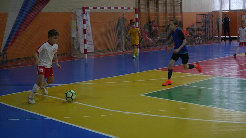 В Москве прошел Международный зимний детский турнир по футболу «Кубок Добра»