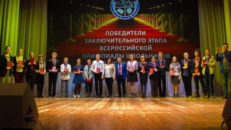 О причинах интереса школьников Москвы к участию во Всероссийской Олимпиаде сообщил Исаак Калина