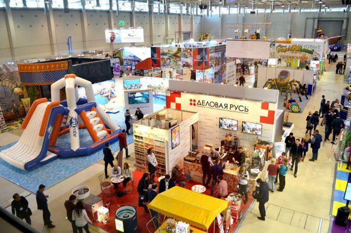 С 13 по 15 марта в Москве на ВДНХ пройдет 21-я Международная выставка индустрии развлечений РАППА ЭКСПО-2019