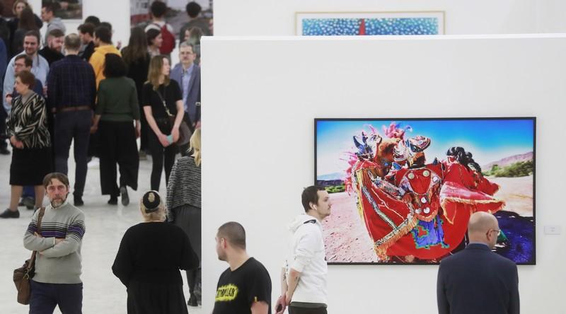 В программу биеннале «Мода и стиль в фотографии» входит четыре десятка выставок