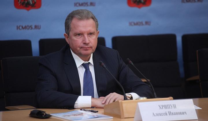 В Москве могут снять главу местной медицины Хрипуна