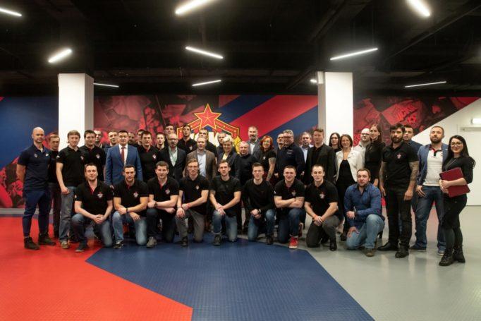 РК ЦСКА создаст 100 детских секций регби к 2023 года