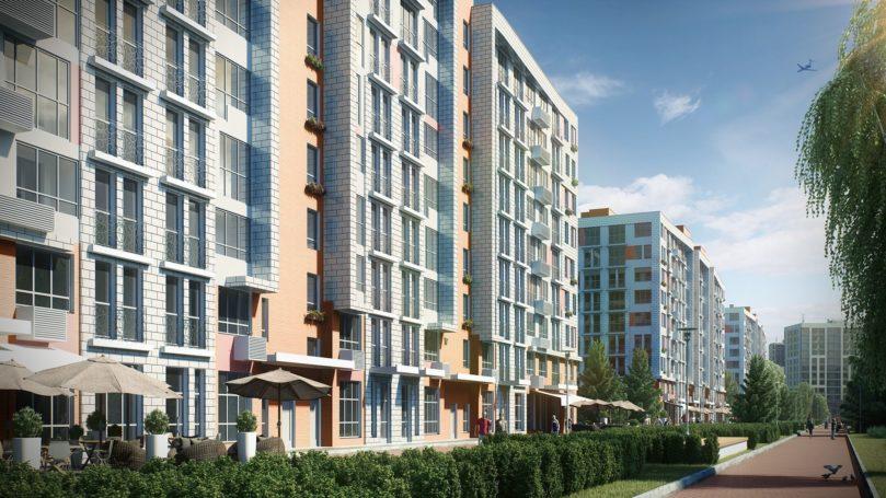 ГК «А101» констатирует стабильно высокий спрос на квартиры в текущем году