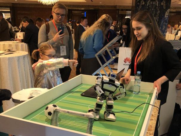 Партнерская конференция Huawei-2019 стартовала 21 марта в Москве