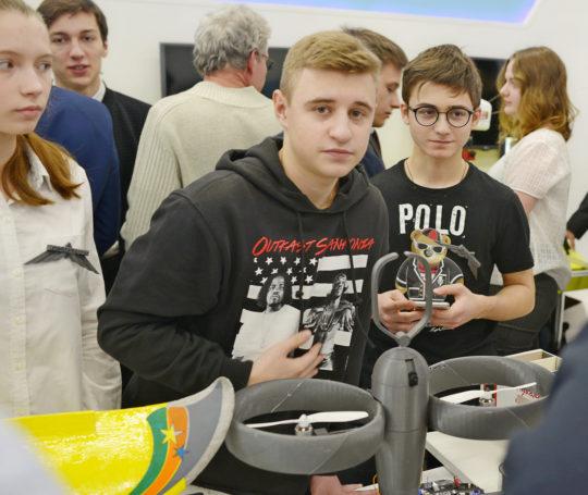Конкурс инженерных проектов «3D-бум»: ученики московской школы №1252 заняли первое место