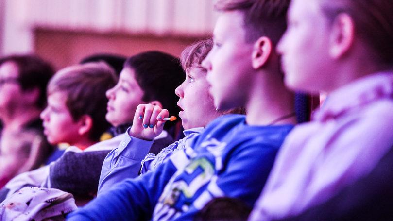 Столичных школьников знакомят с классикой советского кино