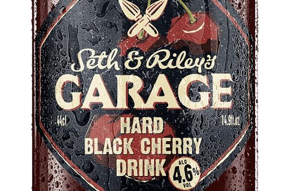 Линейка Seth & Riley's GARAGE расширили за счет появления новинки Hard Black Cherry Drink