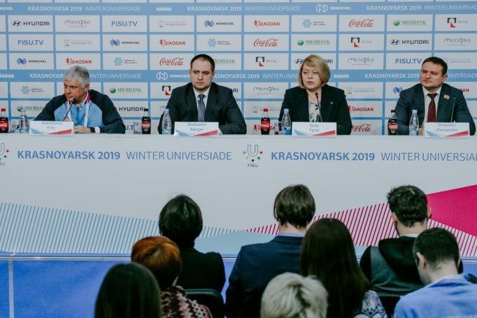 Спортивная инфраструктура Красноярска пополнилась новыми объектами