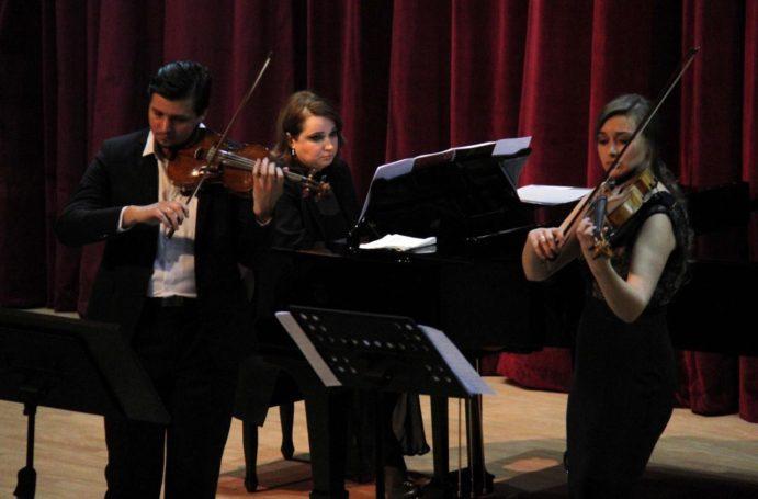 Дуэт России и Сирии: русские музыканты в Дамаске
