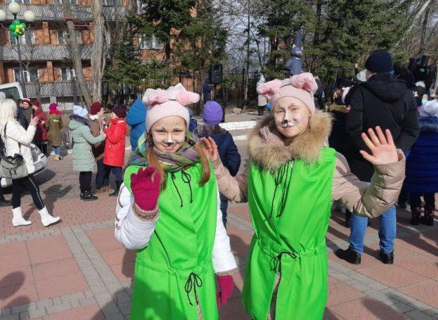 Костюмированное шествие украсило празднование Дня Зеленоградского кота