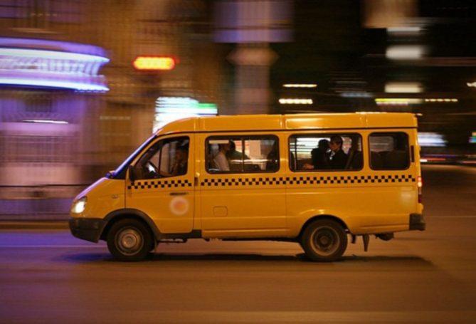 Водитель маршрутки в Московской области высадил на мороз инсультницу