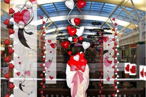 Посвященные Дню Всех Влюбленных мероприятия состоялись в торговых центрах ФПК «Гарант-Инвест»