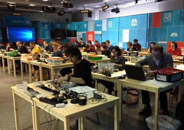 30 учителей будут соревноваться в финале олимпиады по информатике в Москве