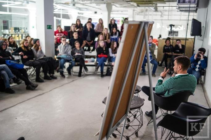 Медиаменеджер Ярослав Муравьев рассказал о способах насыщения медиаполя в Татарстане