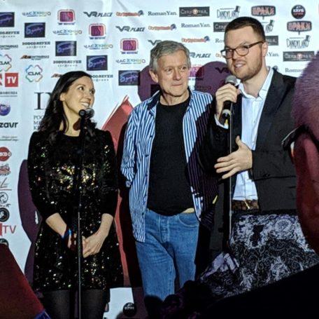 Голливудские звезды озарили Москву