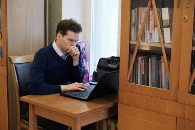 Наталья Сергунина сообщила, что в московских библиотеках установлено более 2 тысяч точек доступа Wi-Fi