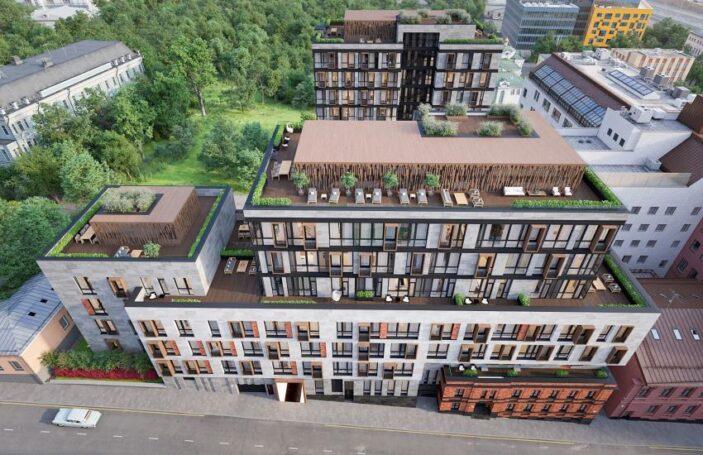 Архитектура эксклюзивного жилья: рационализм приходит на смену классике