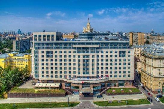 Скидки на пентхаусы в комплексе апартаментов «Звезды Арбата» до 20%