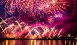 В Москве пройдет Международный фестиваль фейерверков